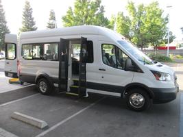 Mobility-Shuttle Vans